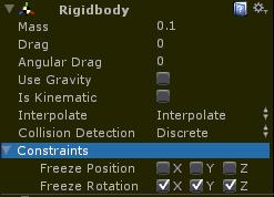 Unity 3D Code Snippet – Flight Script – Keith M  Programming