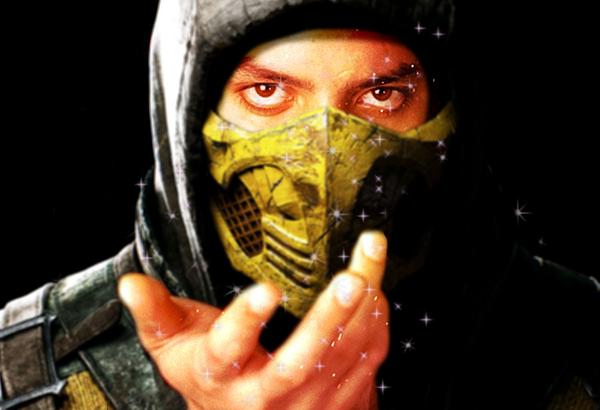 Blaine Scorpion